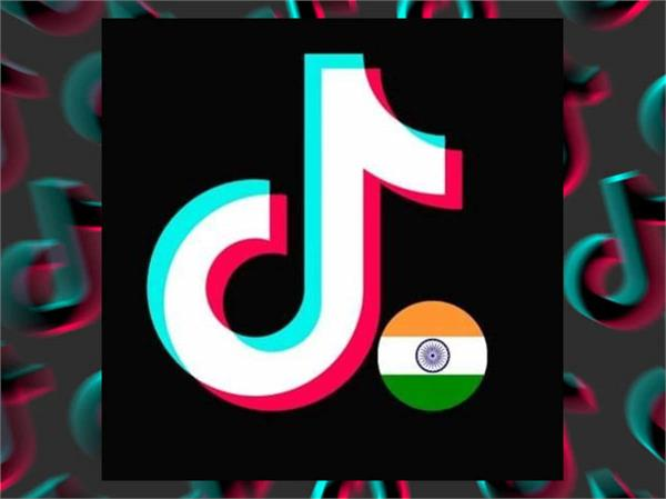 tiktok puts indian flag in its profile pictures and users are not happy about it