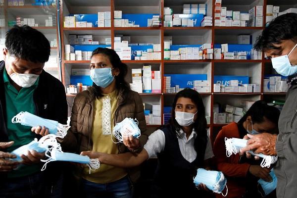 316 new cases of coronavirus nepal
