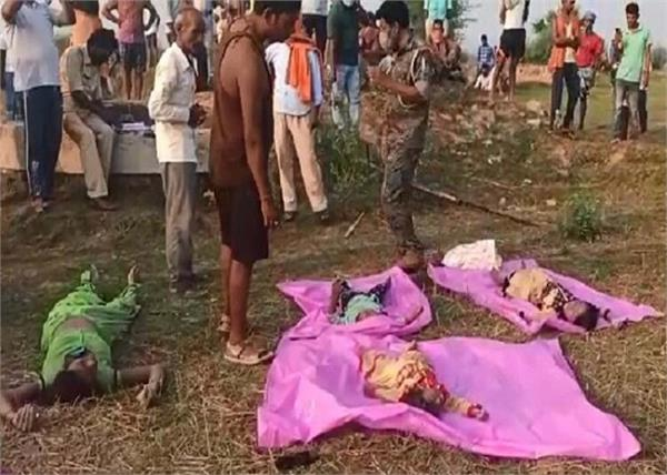 jharkhand woman daughters corpses well