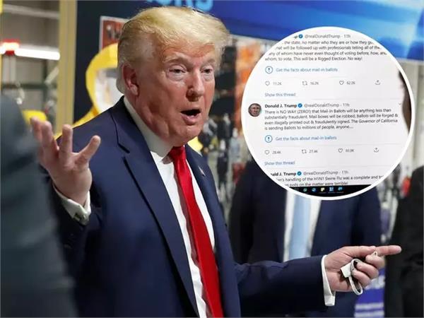 twitter warns of another trump tweet