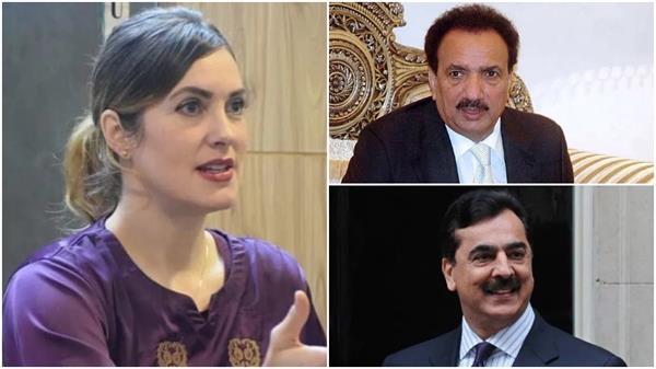 us lady accuses former pakistan minister rehman malik of rape
