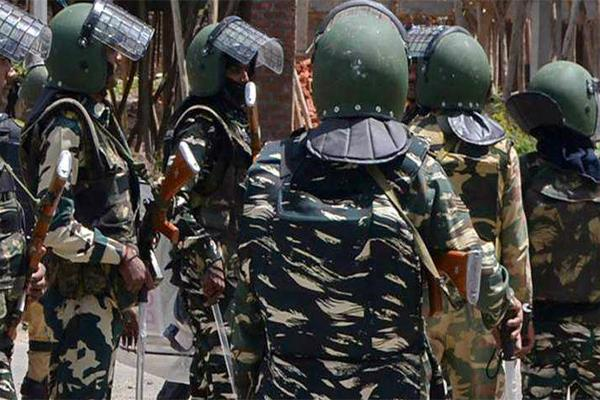 10 crpf in jammu and kashmir 127 people including employees corona positive