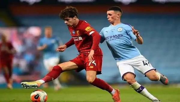 liverpool lost to manchester city in first match as champions