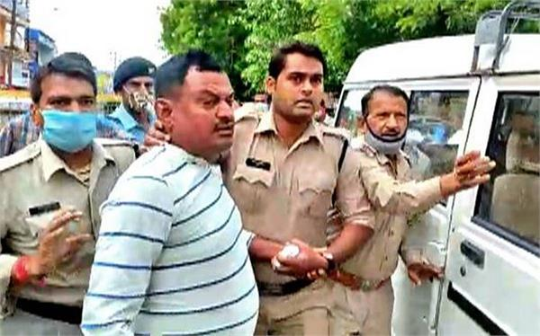 kanpur  s   vikas dubey   arrested