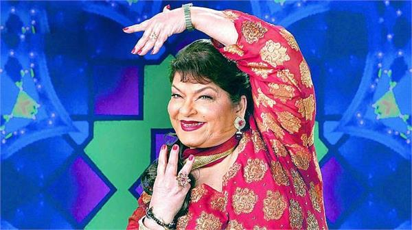 bollywood choreographer saroj khan