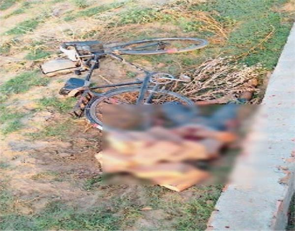 bathinda  youth  murder  corpses  beasts