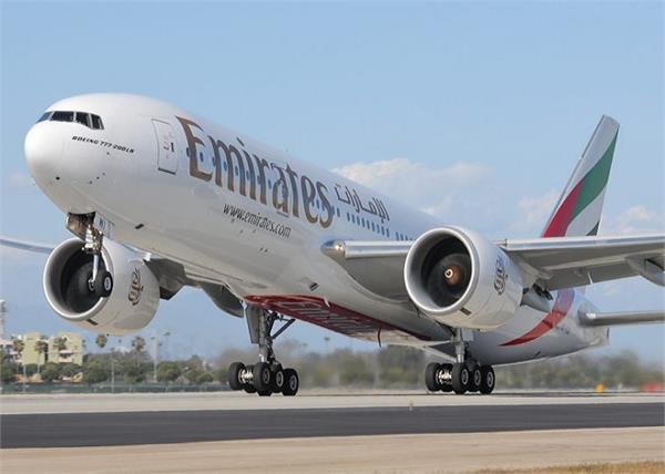 international flight emirates airlines 5 indian cities flights operations
