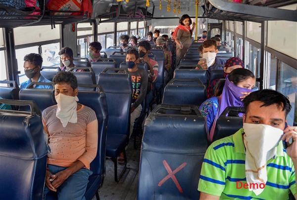 punjab buses