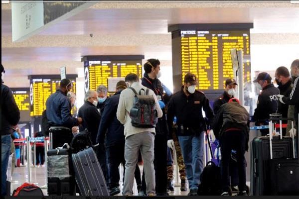 passengers flight from dhaka to rome