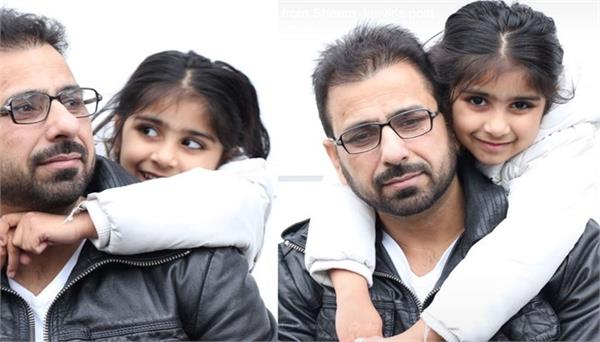 sheera jasvir posted emotional note on his daughter birthday
