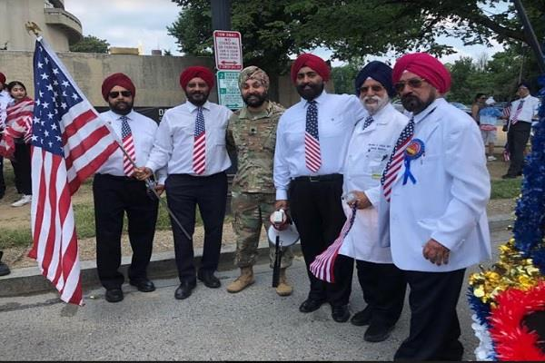 sikhs of america  independence day