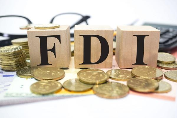 in uk india is the second largest country in terms of fdi