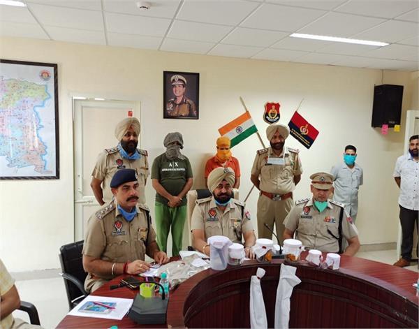 gurdaspur  police  3 robbers arrested