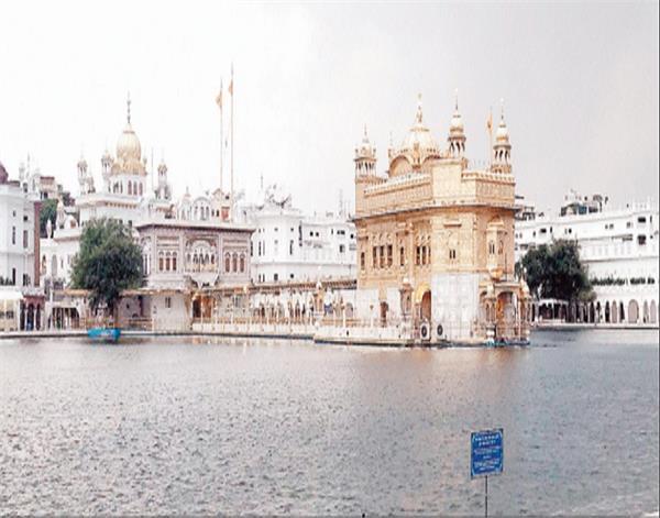 amritsar  sri harmandir sahib  darshan