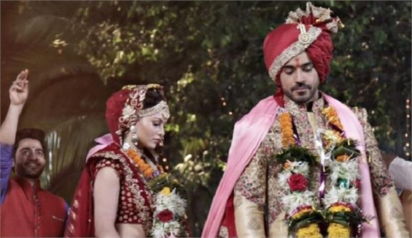 urvashi rautela gautam gulati wedding picture viral on social media