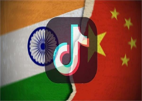 india china border dispute chinese apps banned india indian users data tiktok