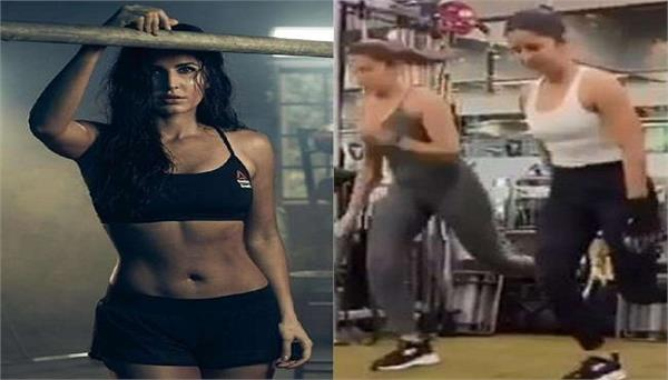 katrina kaifs workout video goes viral on instagram