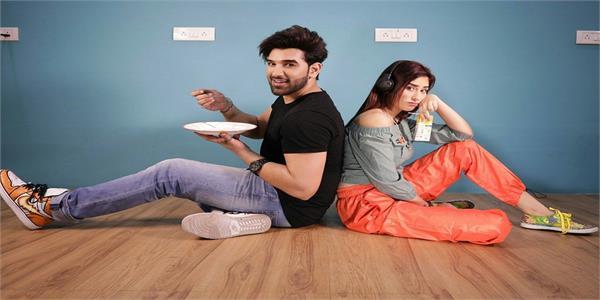 mahira sharma and paras chhabra video song hashtag love soniyea