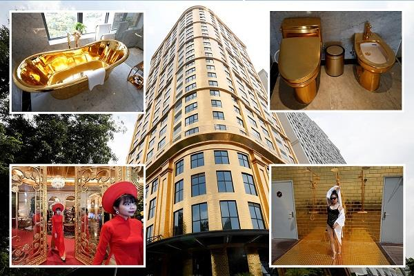 vietnam the golden hotel