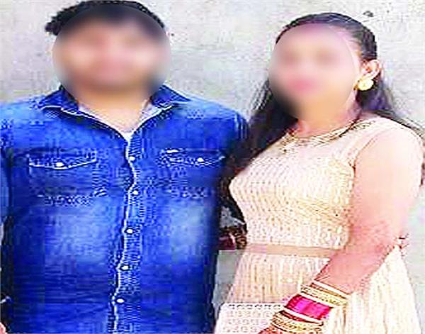 mullanpur dakha love marriage girl suicide