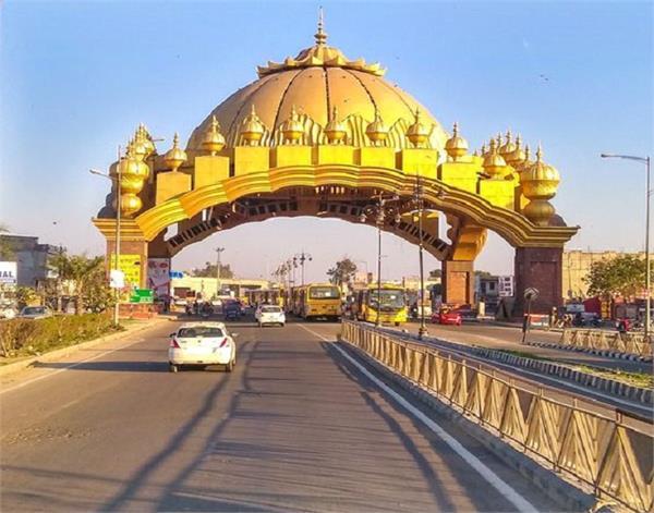 amritsar four lane project government sanction