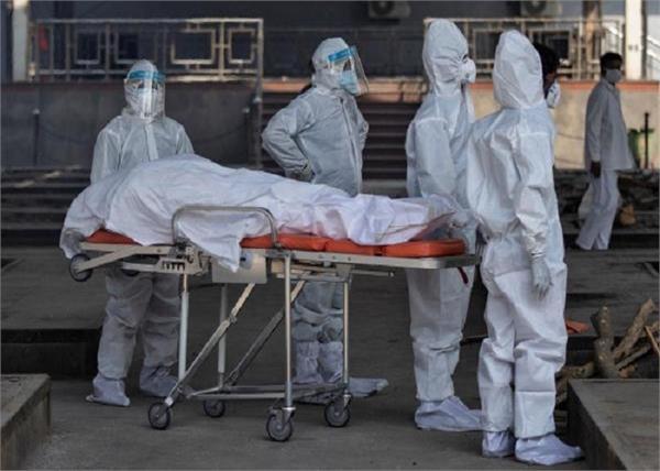 jammu kashmir covid 19 107 people death