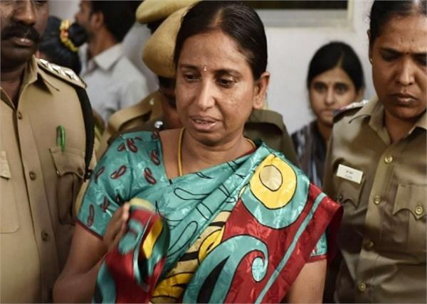rajiv gandhi murder case guilty nalini attempted suicide in jail