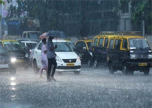 mumbai rain red alert meteorological department