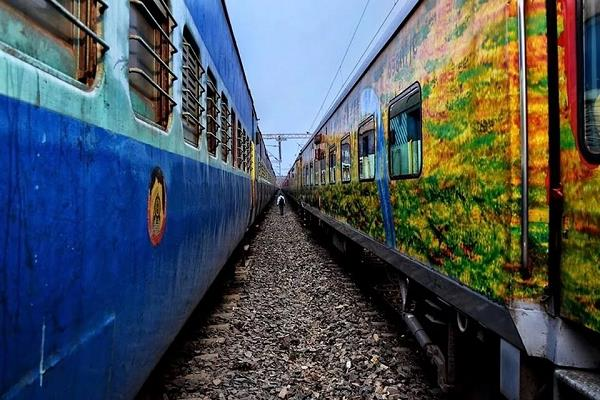 now the railways will give only confirmed tickets these are special trains
