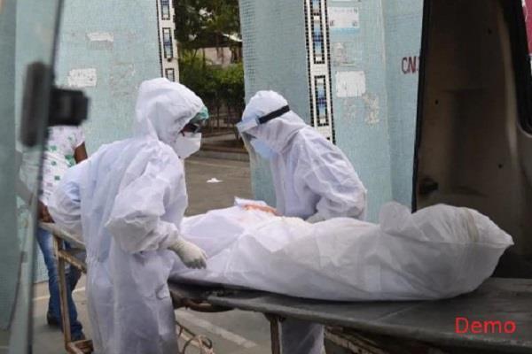 coronavirus jalandhar curfew 2 patients death