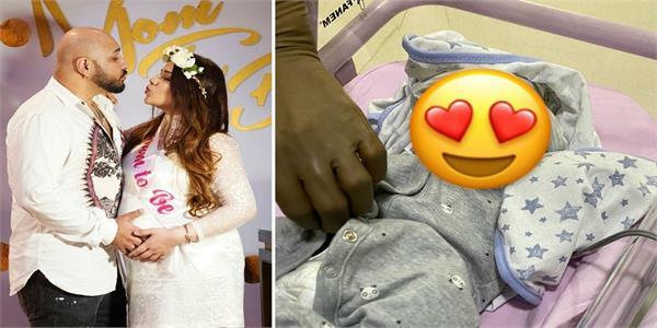 mira baby born