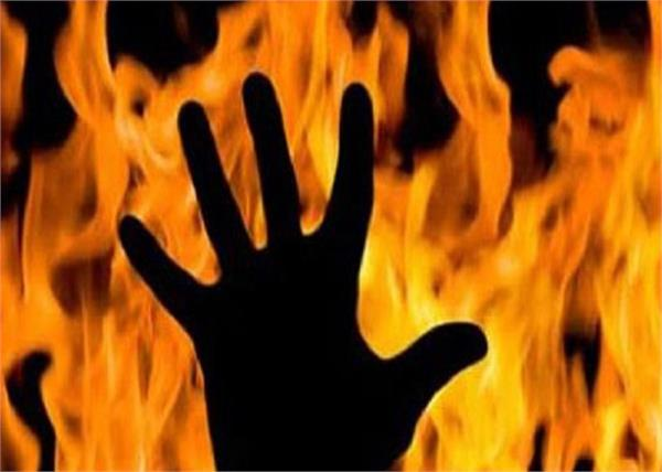 chhattisgarh rape girl fire hospital death