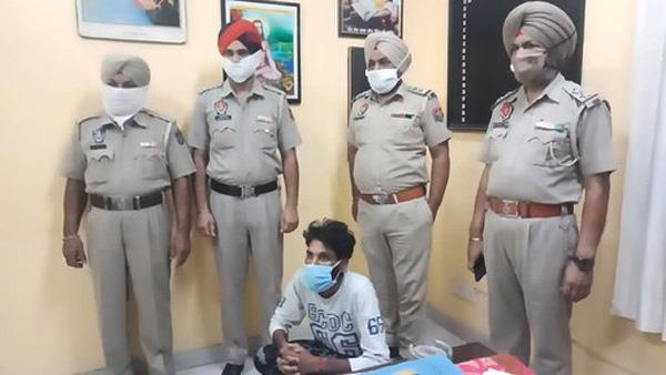 one man arrested desi pistol