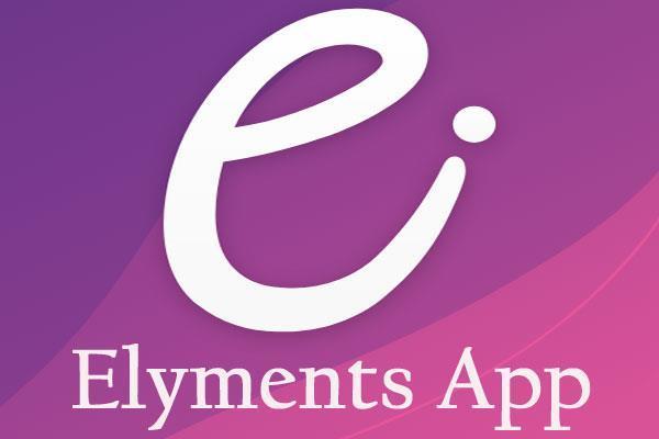 elyments app india s first social media app