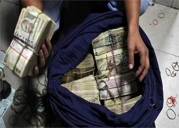 gujarat police old notes recovered 2 arrested