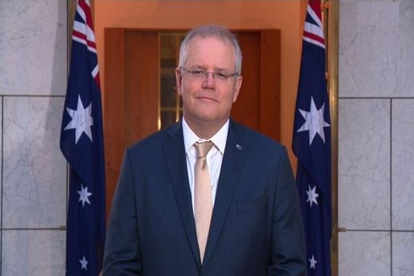 australia  scott morrison  statement