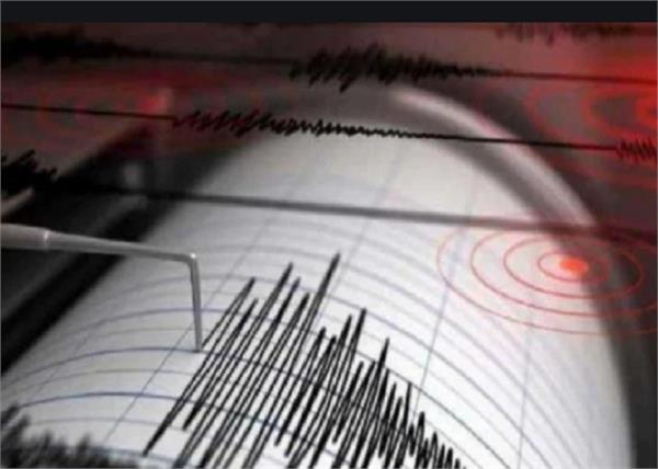 earthquake of magnitude 4 5 on the richter scale in ladakh