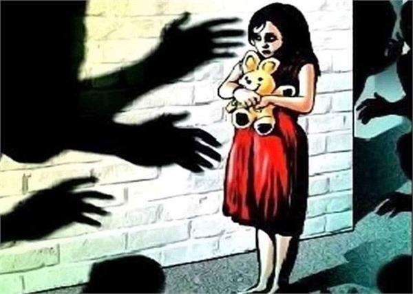 uttar pradesh child rape police