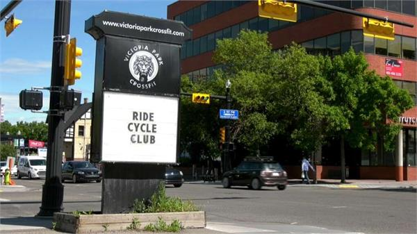 calgary restaurant and fitness clubs closed