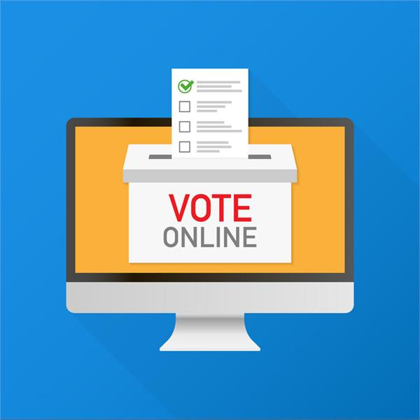 opportunity for young people to vote online