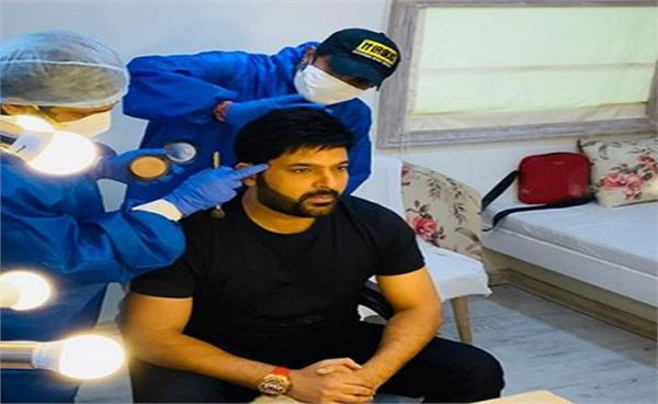 kapil sharma ready to return with his entire team