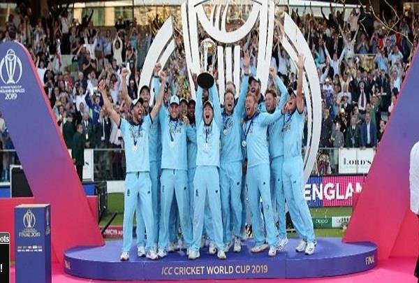 cwc 2019  england world cup super over