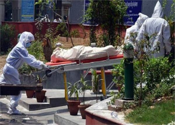 corona virus sangrur hospital death