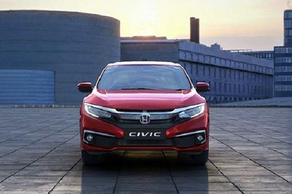 honda civic diesel bs6 launched