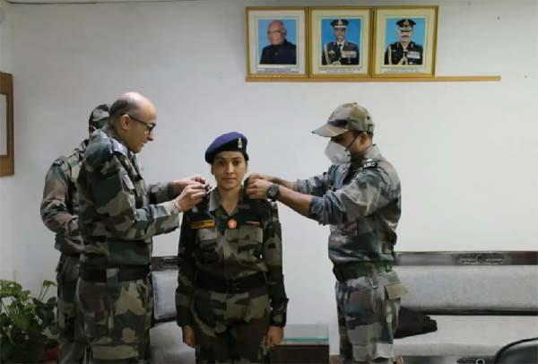 indian army major rank
