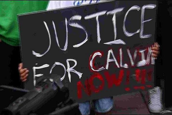 family demands charges in shooting during floyd protests