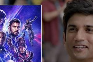 dil bechara official trailer and avengers endgame