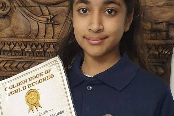 dubai  indian origin girl