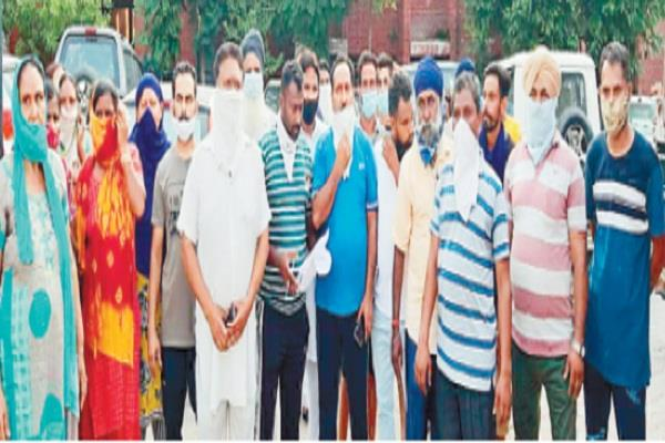 the bhogpur kidnapping case came to light