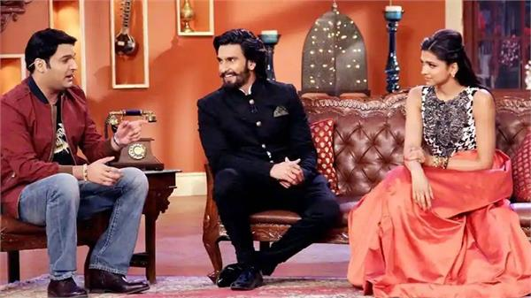kapil said ranveer  humiliated  him at wedding with deepika